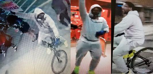 Rioting suspect 1