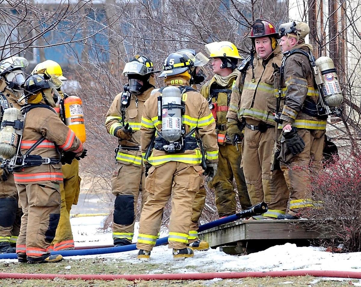 Firefighter training 2 3/9