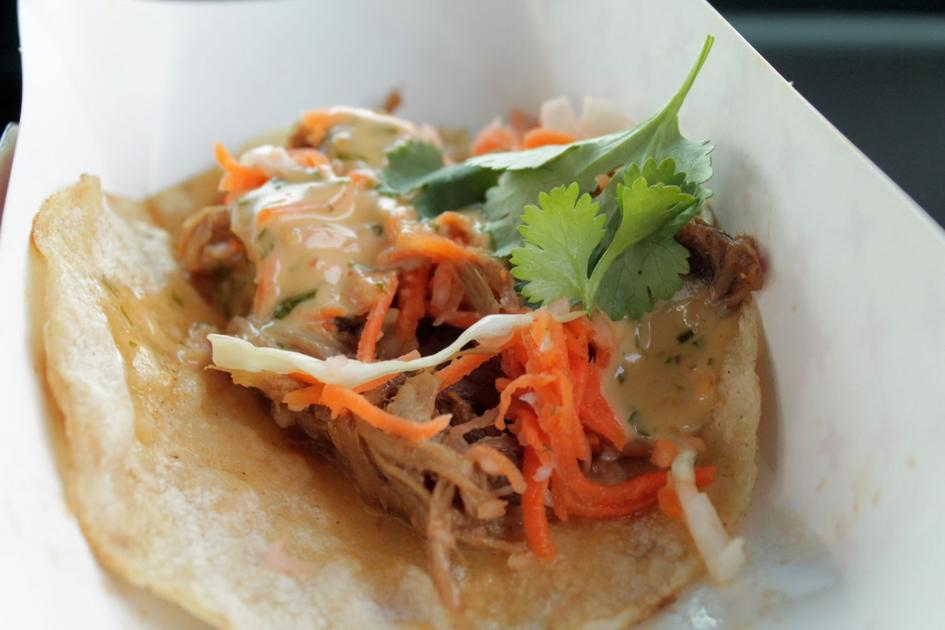 Lets taco 'bout food trucks