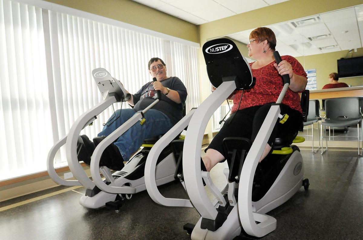 New workout room added to Orness