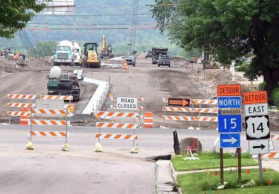 Highway 15 construction New Ulm (copy)