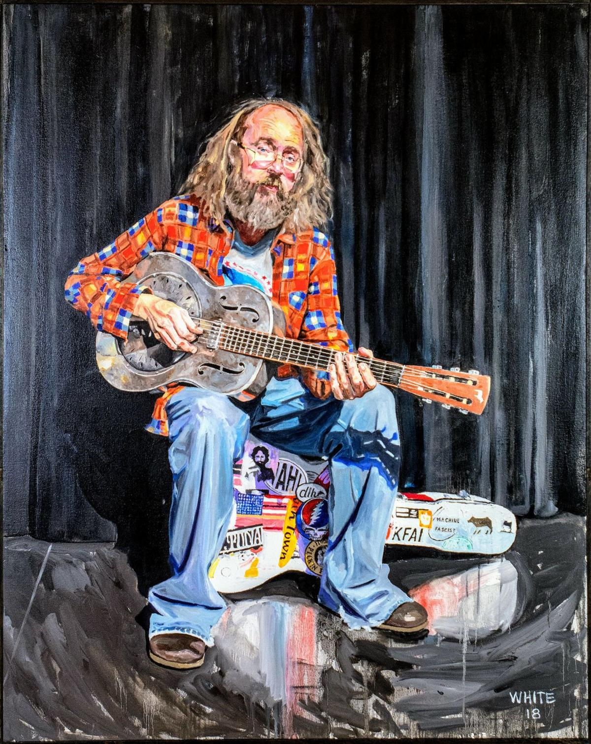 Reed White's Charlie Parr