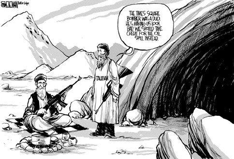 Editorial Cartoon 5-9