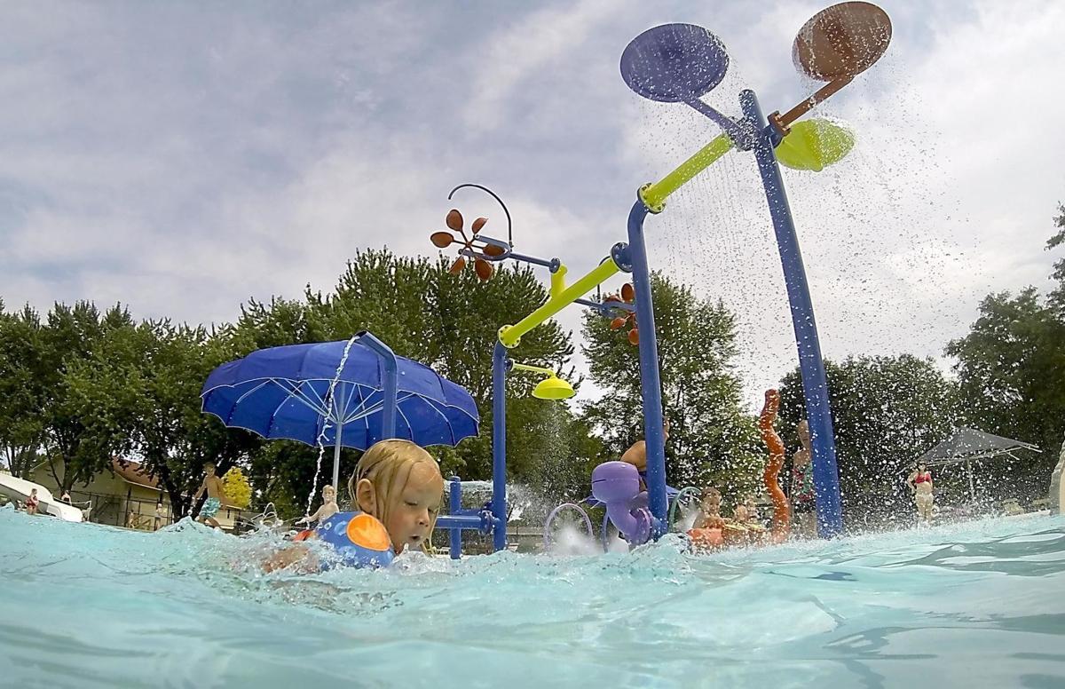 Spring Lake Park pool opens 8
