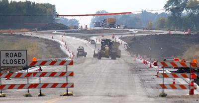 Highway 14 construction (copy) (copy)