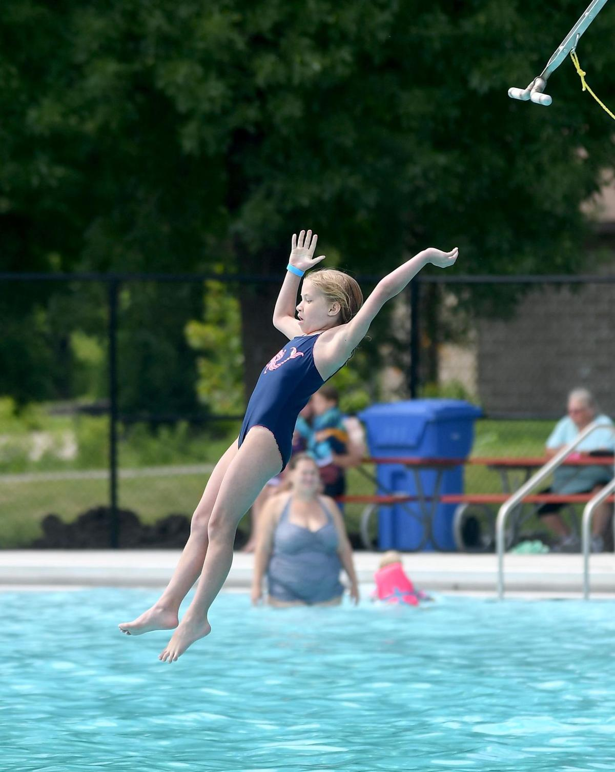 Spring Lake Park pool opens 3