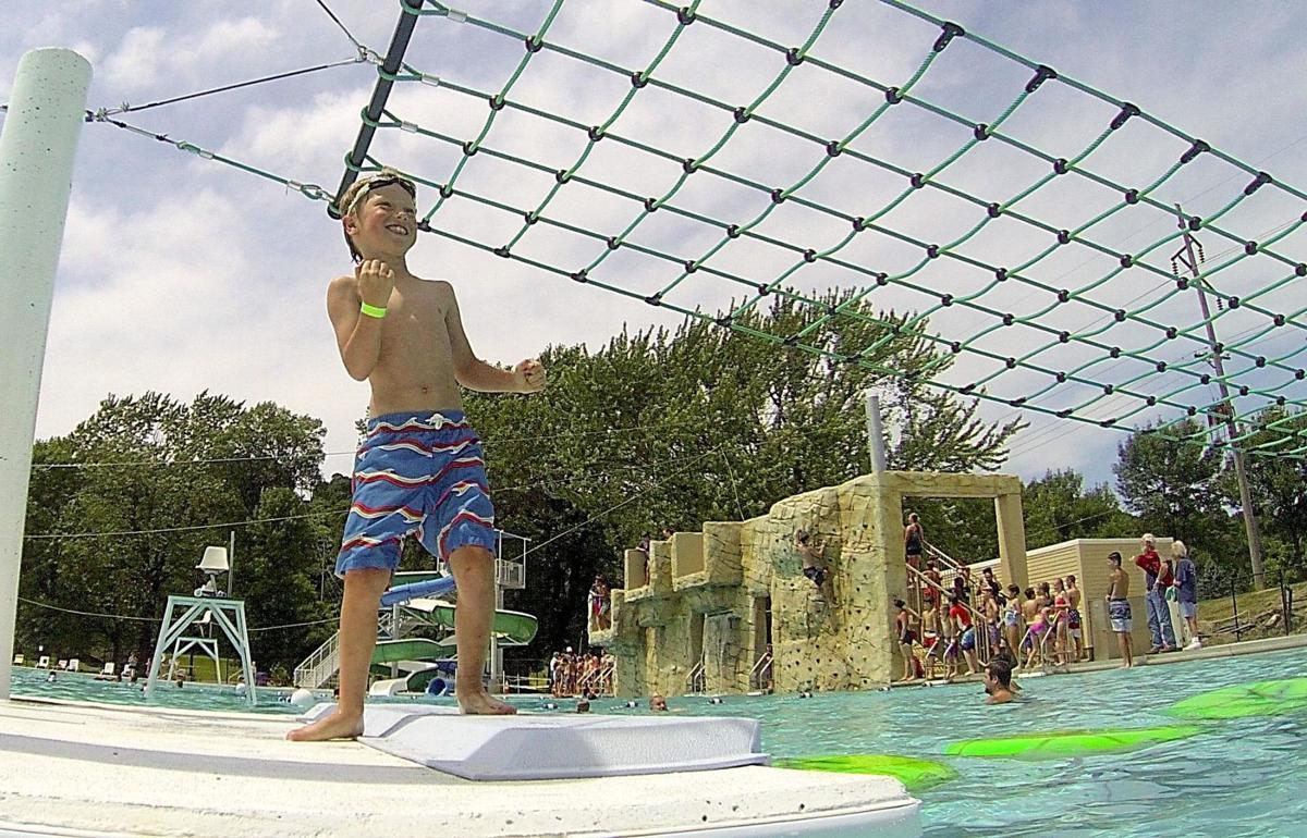Spring Lake Park pool opens 2