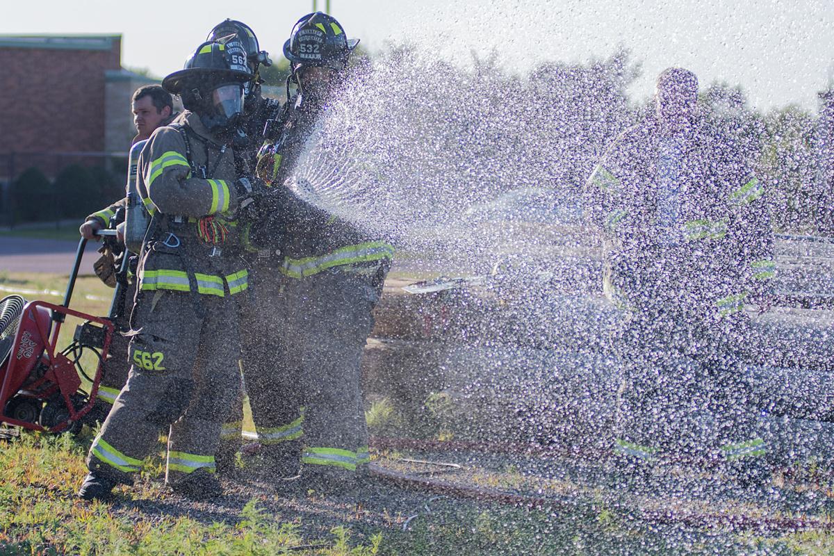 Firefighter Training 3