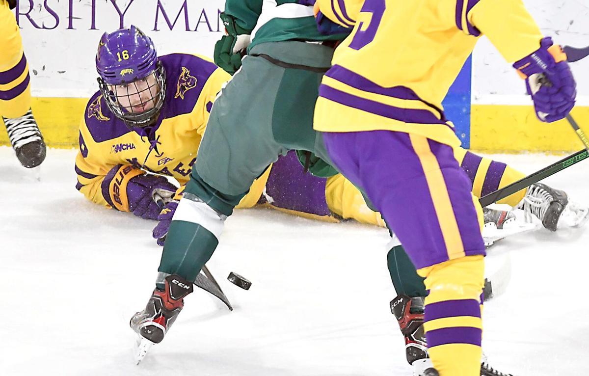 MSU men's hockey v. Bemidji State 1