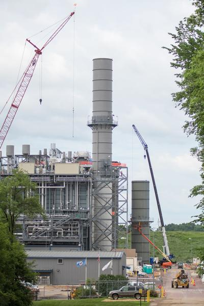 Power Plant Expansion