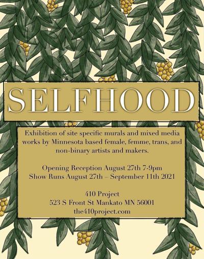 Selfhood exhibit