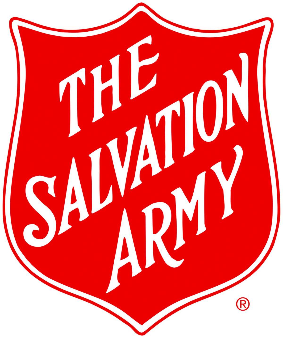 Image result for salvation army log