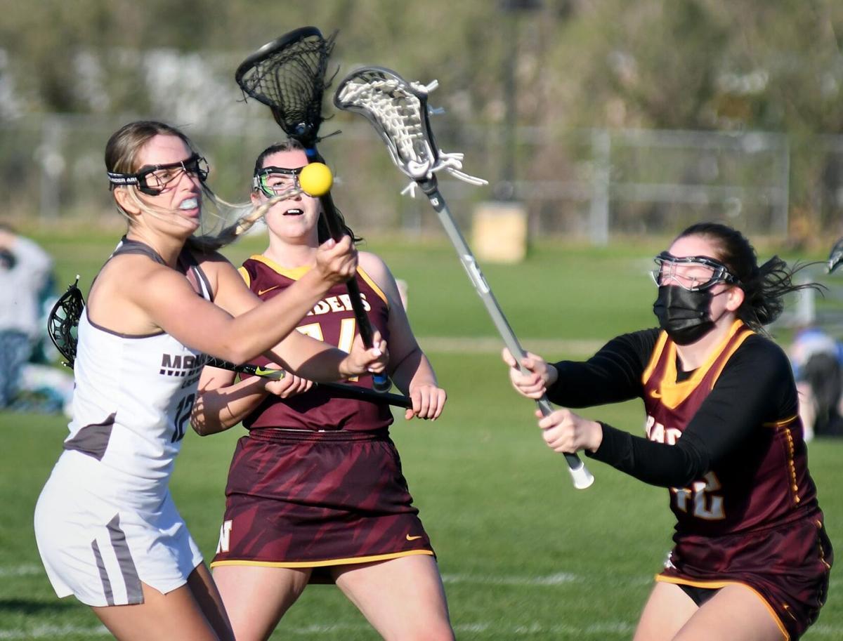 Mankato girls lacrosse vs. Northfield 2