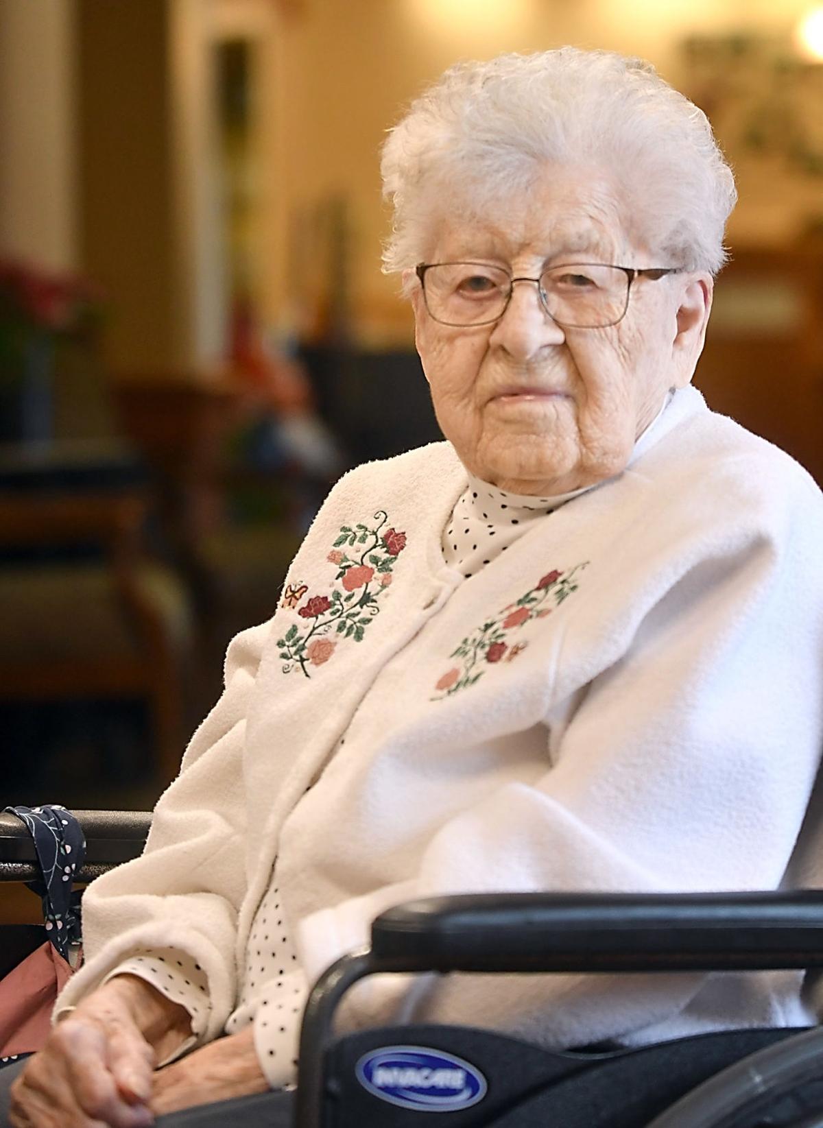 111 Years Of Wisdom New Ulm Woman Believed To Be Oldest Minnesota Resident Local News Mankatofreepress Com