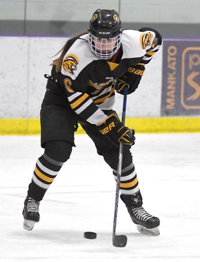 Mankato East girls hockey preview