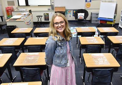 New teacher 1