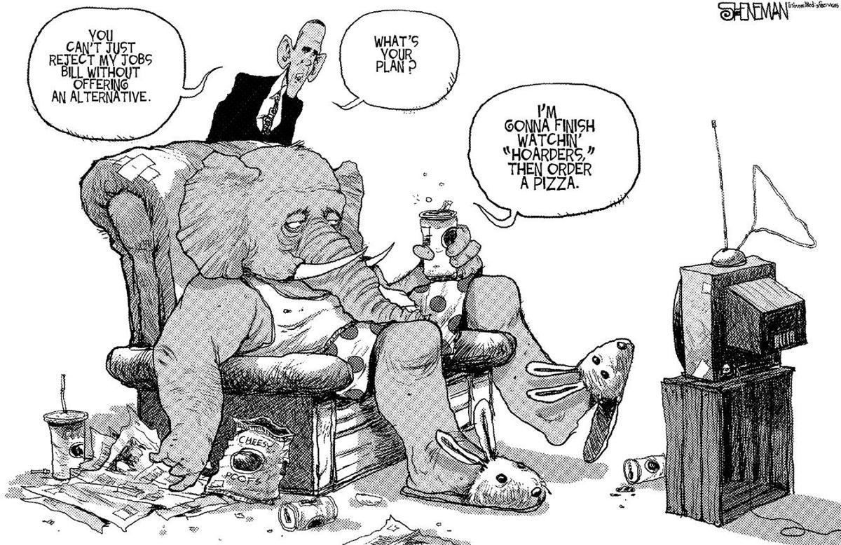 Editorial Cartoon 10-24