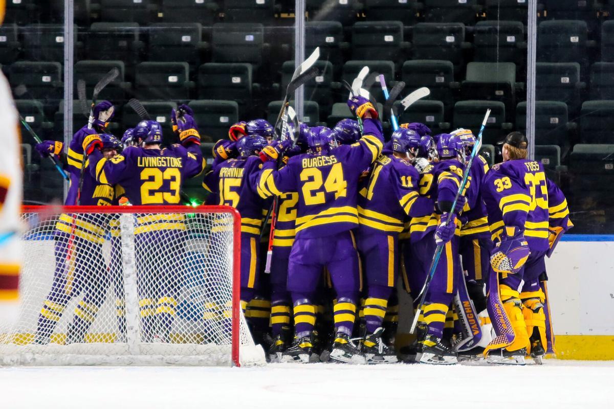 MSU hockey vs. Minnesota 5