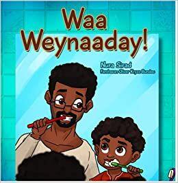 Childrens book in Somali language