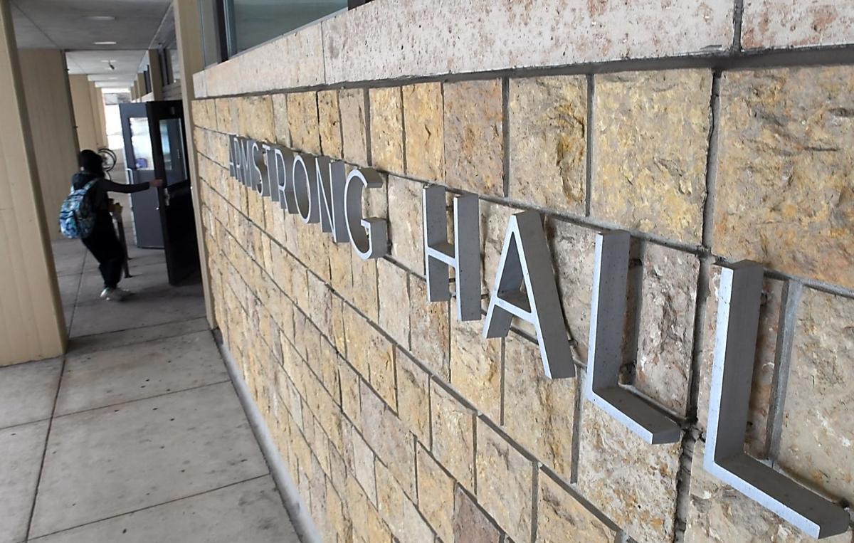 Armstrong Hall capital budget