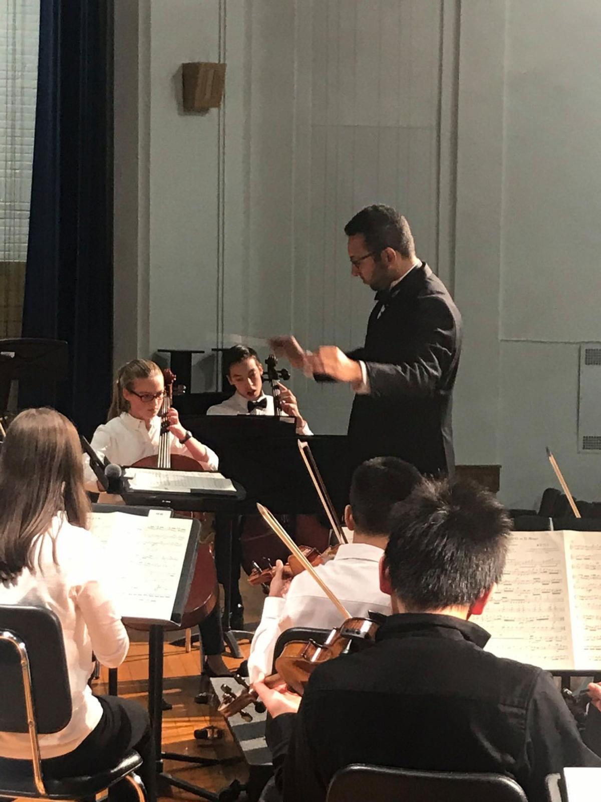 Mankato Area Youth Symphony Orchestra