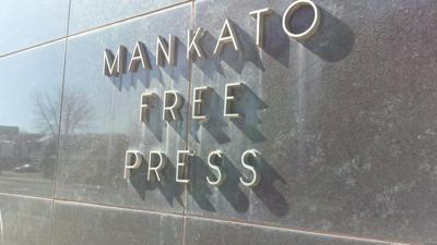 Free Press logo building