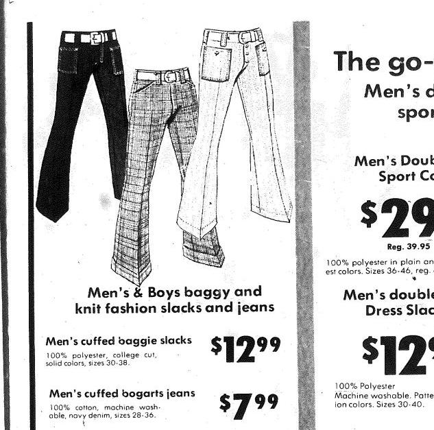 Woolworth ad  two1973