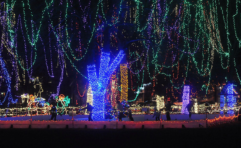 Kiwanis Holiday Lights Numbers Photo Gallery
