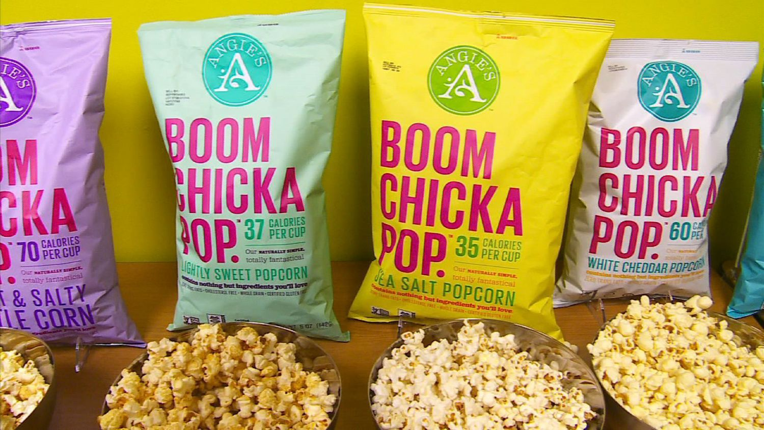Conagra buying Mankato-based Boomchickapop