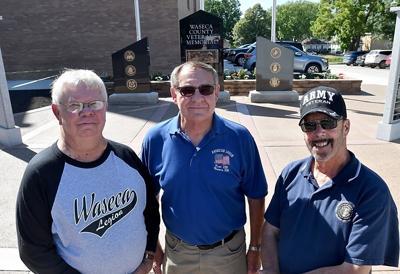 Waseca Veterans Memorial 1