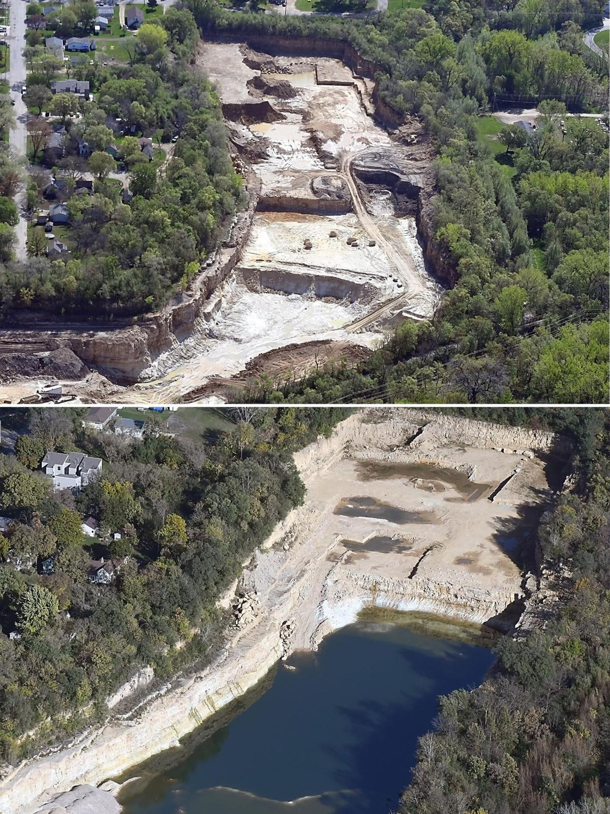Quarry comparison