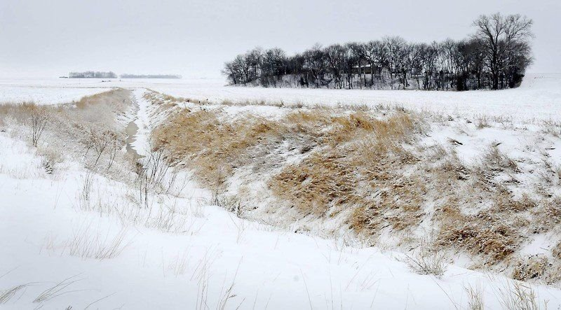 Governor's proposal prompts lively talk of buffer strips