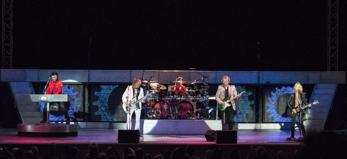 Styx Concert Review A Slowish Start A Fantasic Finish Lifestyles