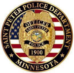 st peter police logo