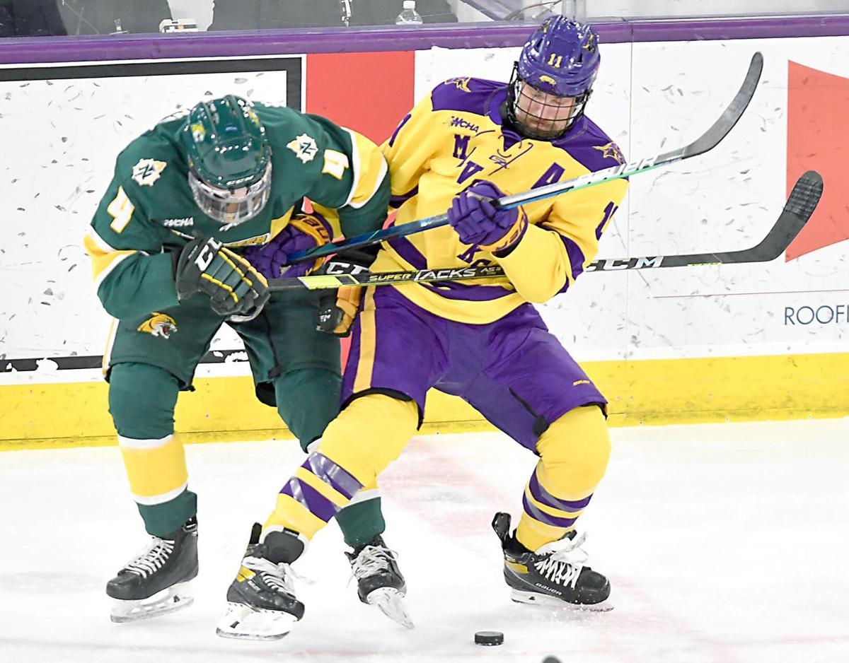 MSU men's hockey v. Northern Michigan 3