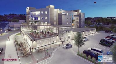 Bridge Plaza rendering