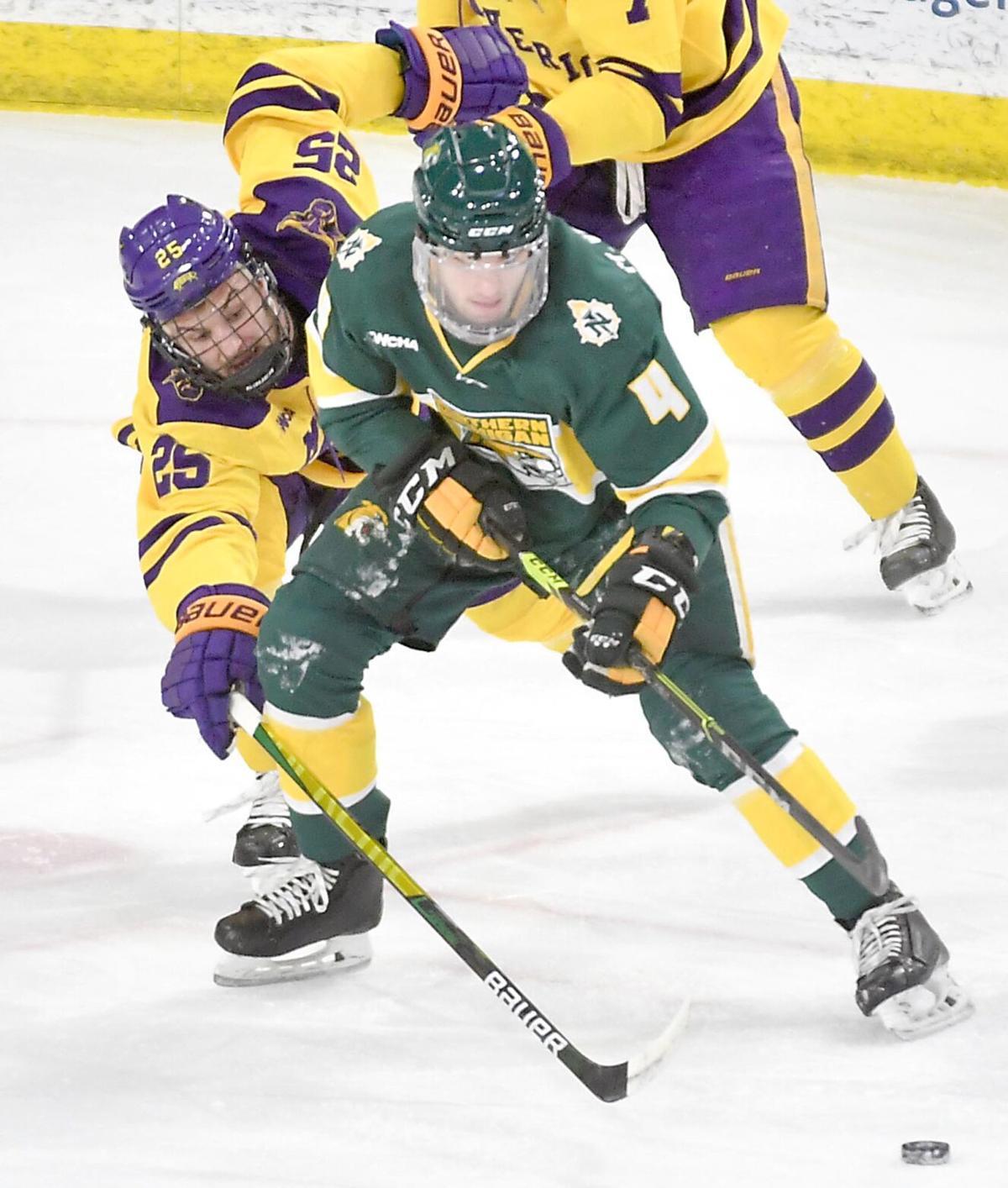 MSU men's hockey v. Northern Michigan 2