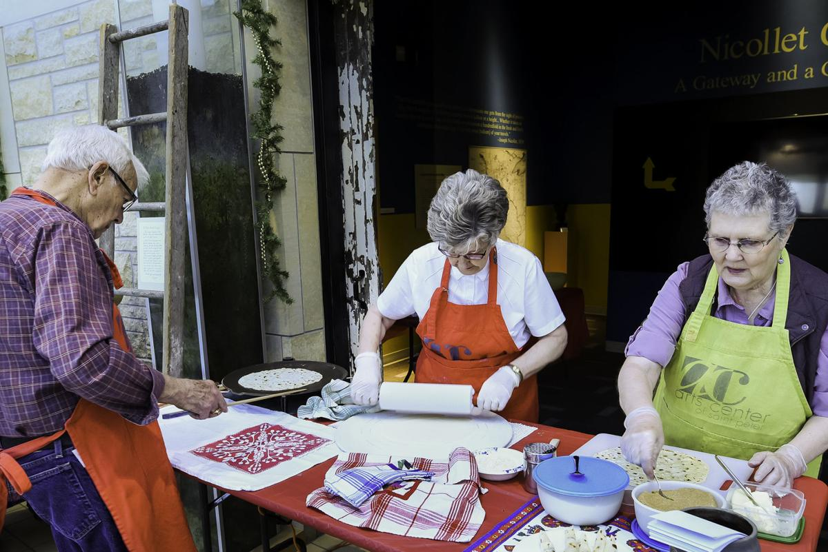 Lefse makers carry on in memory of one of their founders