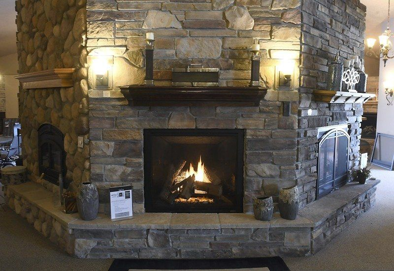 WARM & SNUG Glowing Hearth and Homeoffers variety of fireplaces