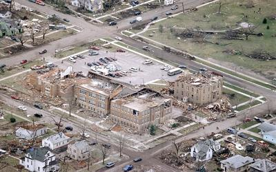 1998 St. Peter tornado stirs up memories for some, is a history lesson to others
