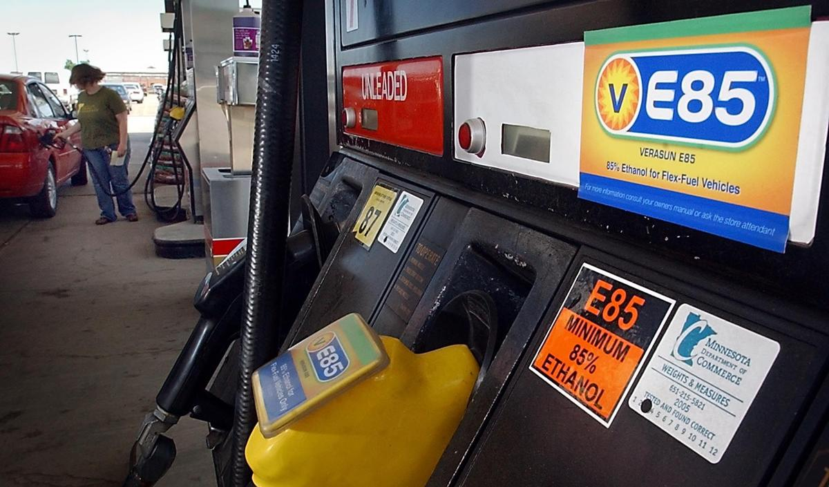 Flex Fuel Gas Stations >> Fueling Demand Local News Mankatofreepress Com