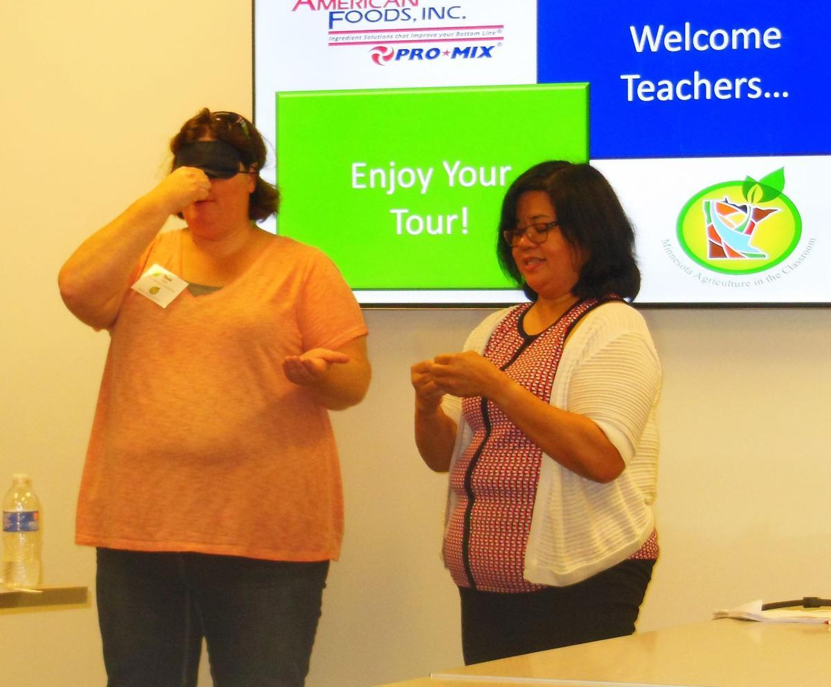 Teacher ag tour 2