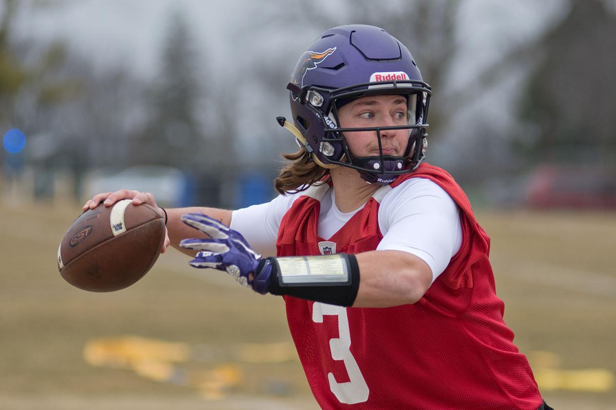 For MSU quarterback Schlichte, it's finally his time ...
