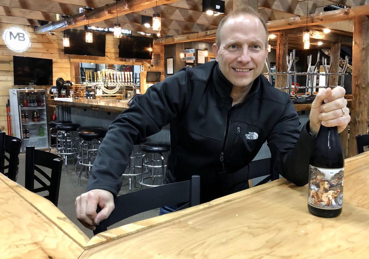 Tim Tupy, owner of Mankato Brewery