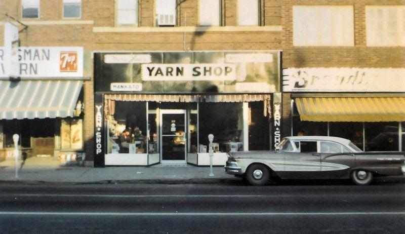 Mary Lue's Yarn 3