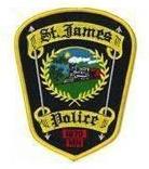 St. James Police Department logo