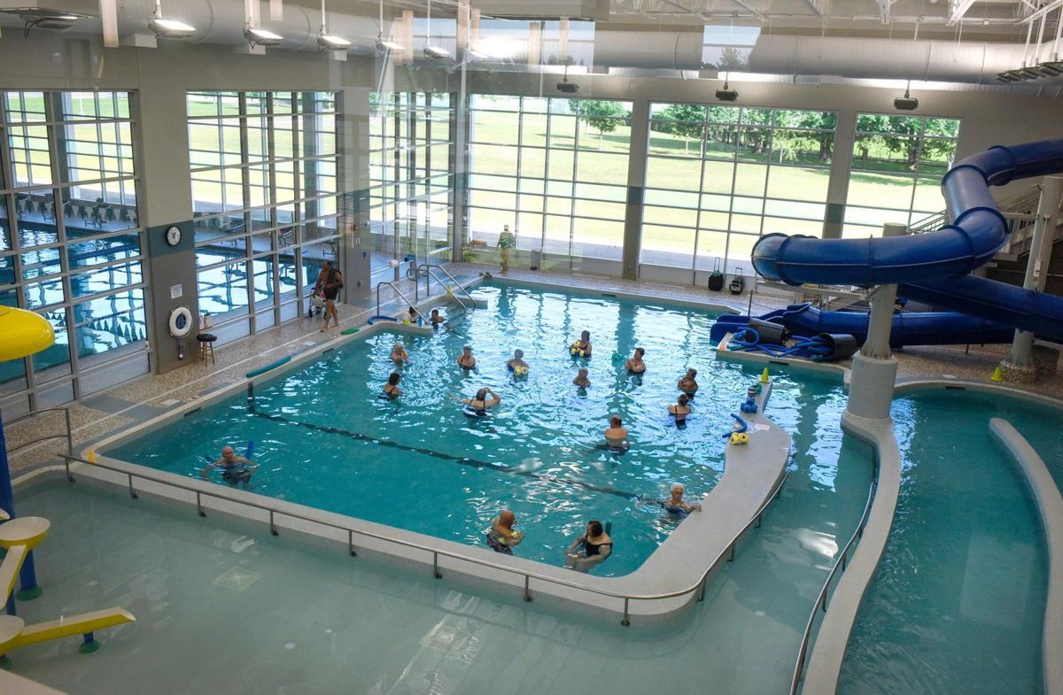 St. Cloud YMCA pool