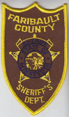Faribault County Sheriff Department logo