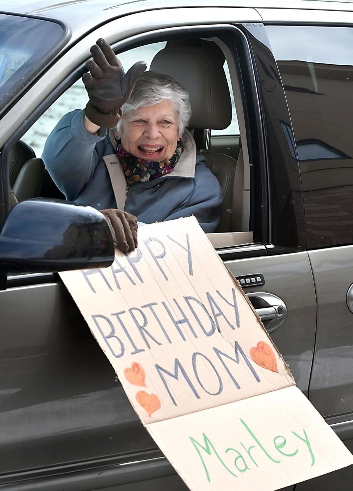 Drive by birthday 4