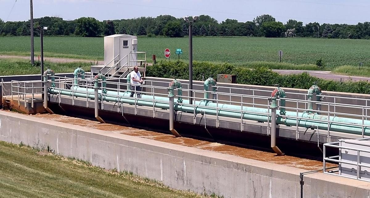 Madelia water treatment reclamation 2
